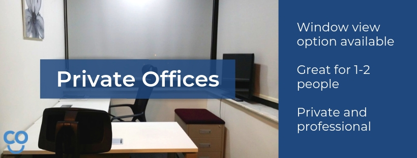 myCOoffice private office information