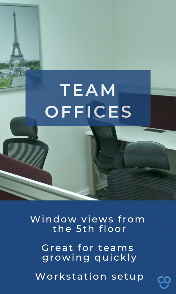 myCOoffice team office information